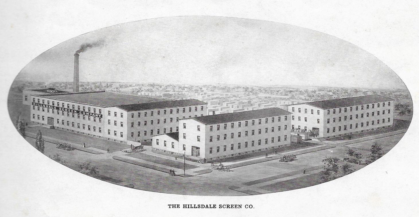 HIllsdale Screen Co. & H.J. Gelzer & Son, Inc.