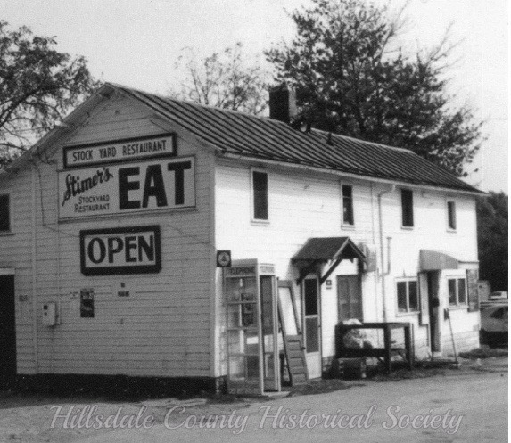 STimer's stock yard restaurant was a mainstay at the south end of the fairgrounds for many years