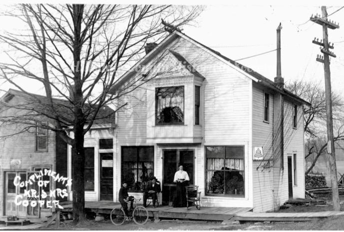 Cooper's store