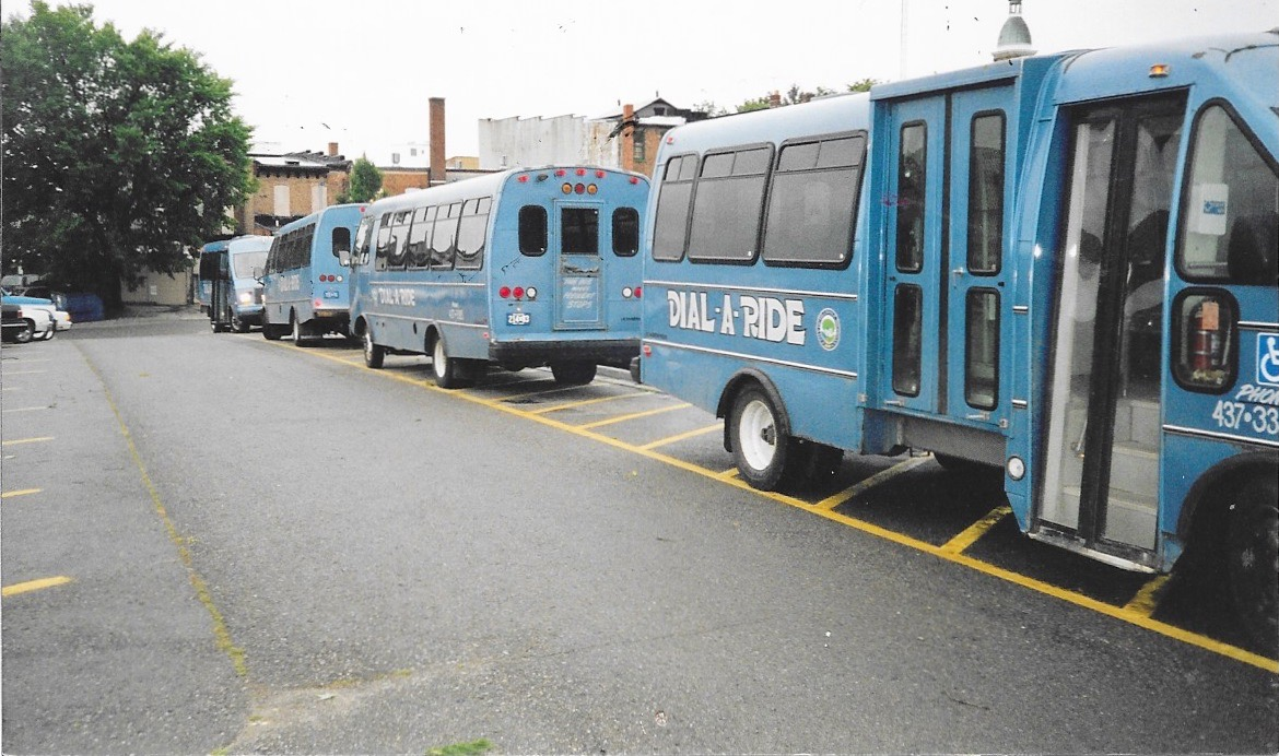 Dial-a-ride: mass transit, hillsdale style