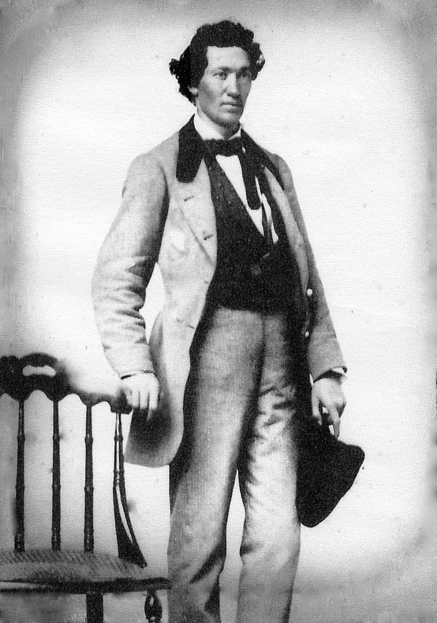 a young R.B. Sutton