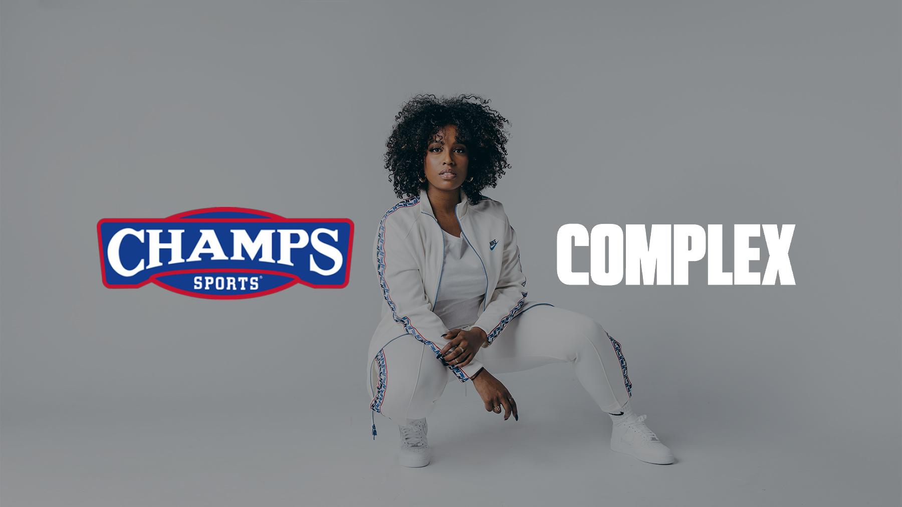 Champs x Complex