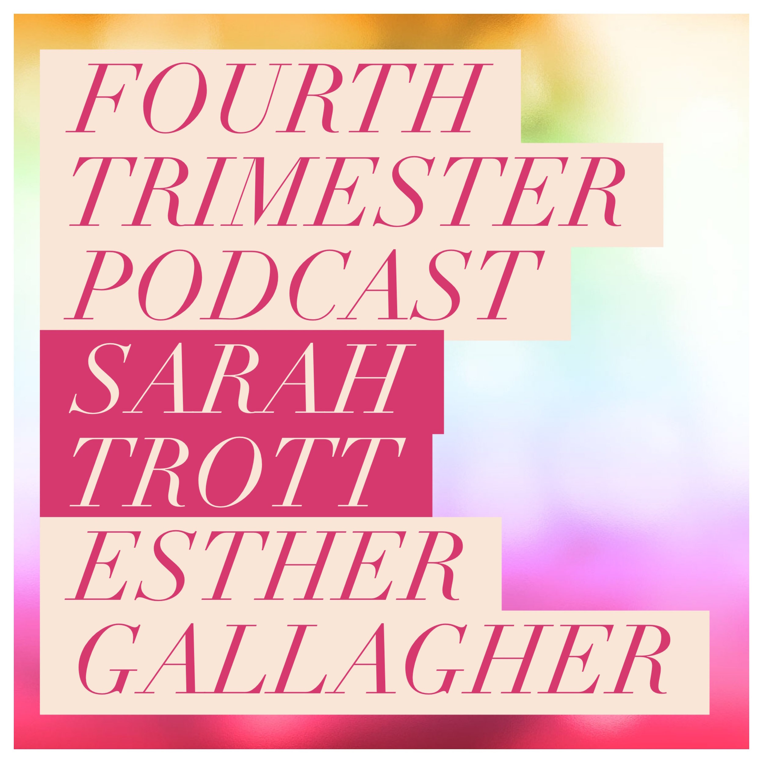 fourth trimester podcast embodied beginnings