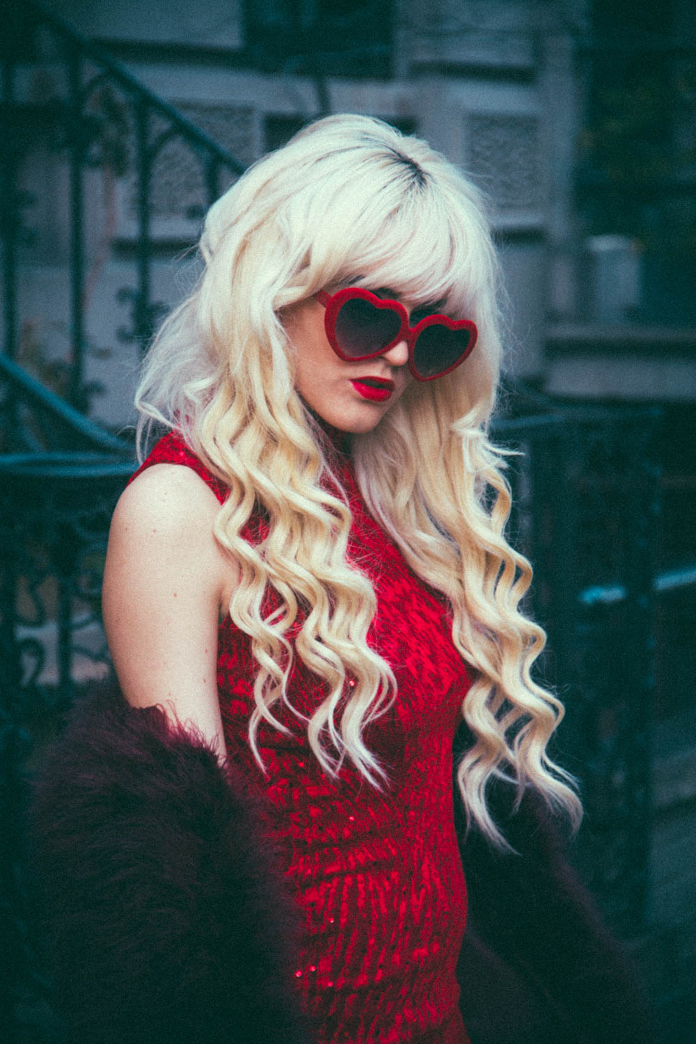 i hate blonde - rachel lynch - rachel - lolita - revolve