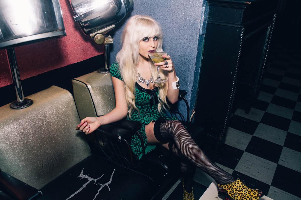 blondie - i hate blonde - rachel lynch - rebel circus