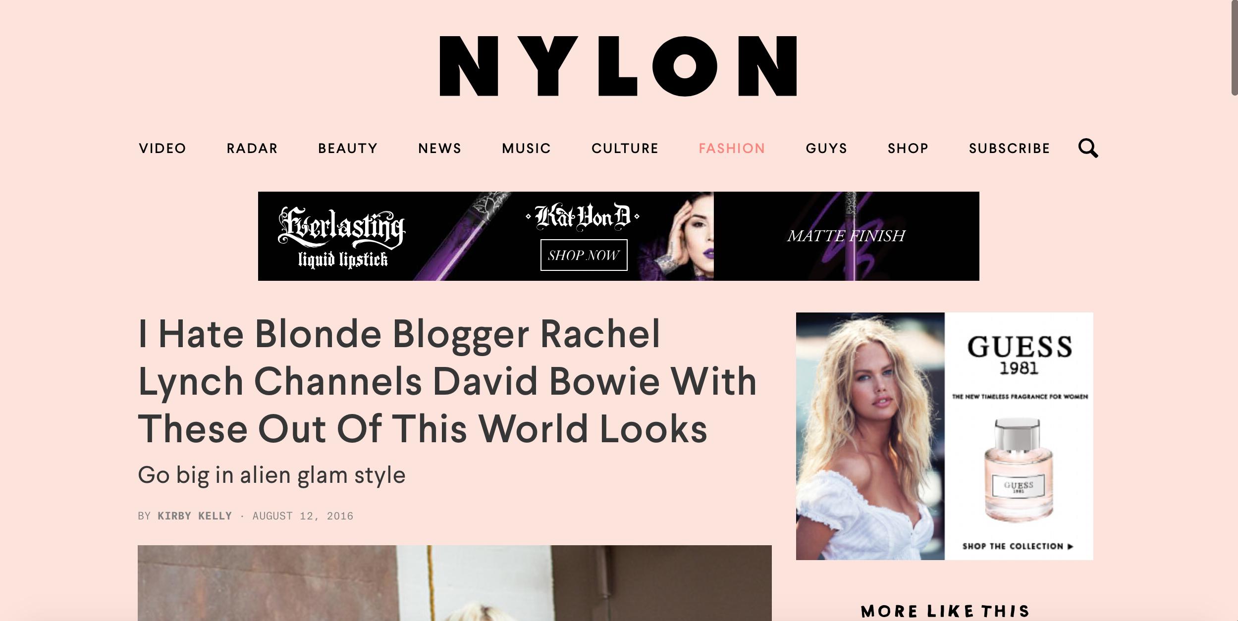 NYLON -http://www.nylon.com/articles/rachel-lynch-vintage-looks-nylonshop