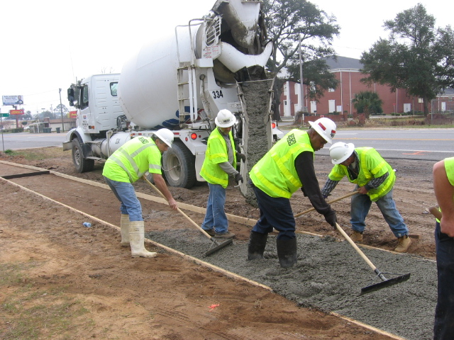 MEHTA Engineering employees at work
