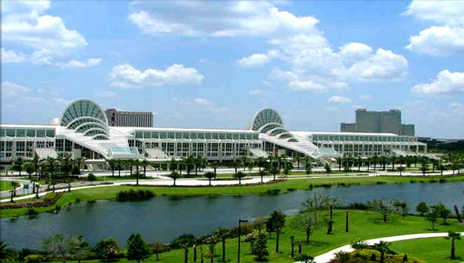 Orange County Convention Center, Orlando FL