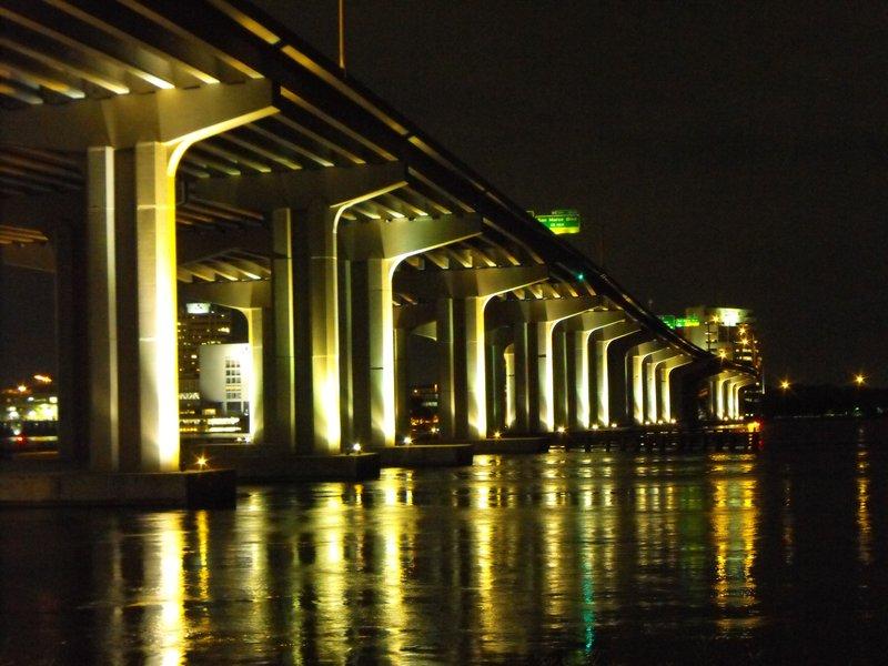 Fuller Warren Bridge, Jacksonville FL