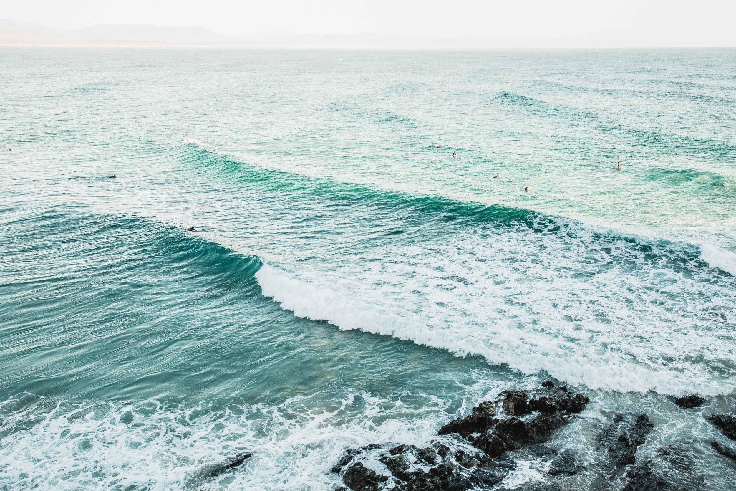 Portraits Of The Ocean No.7