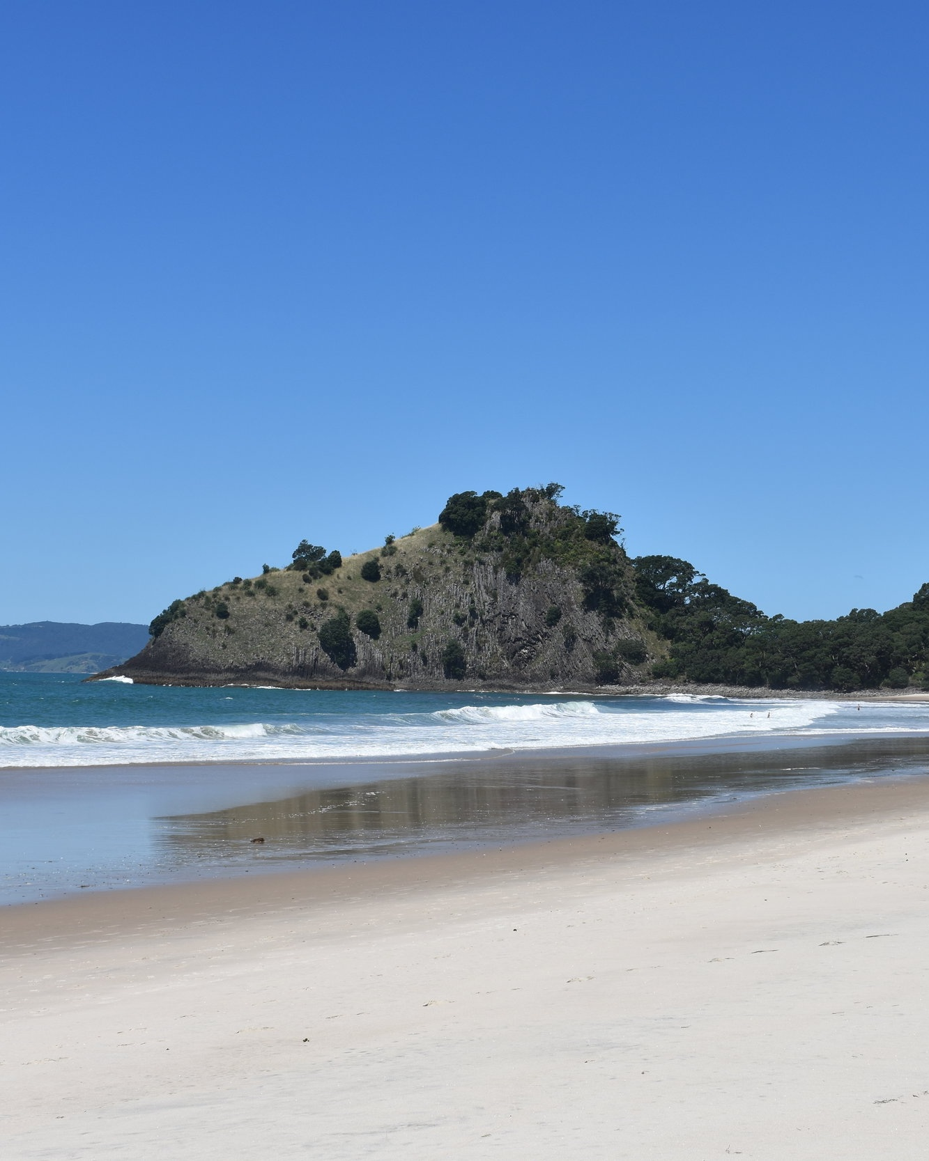 Auckland Airport to the Coromandel Peninsula -