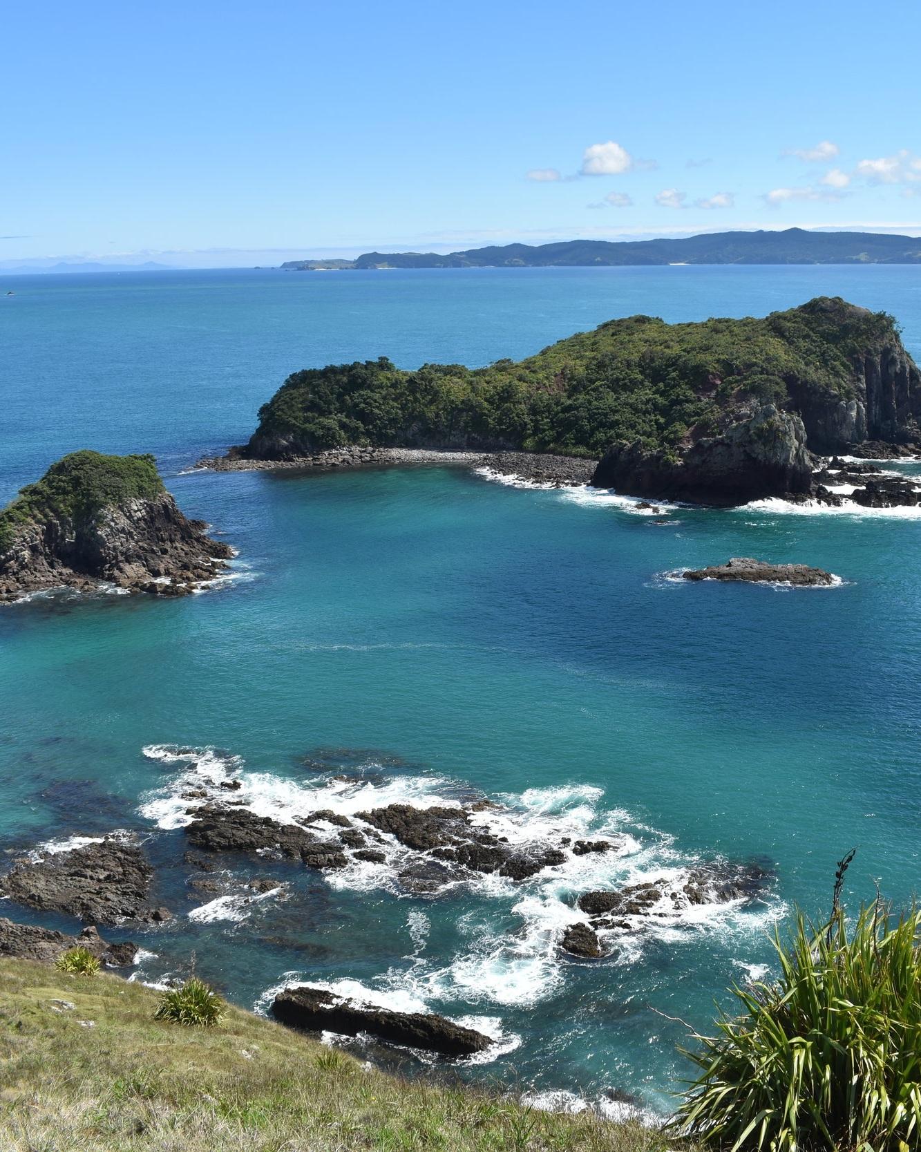 Coromandel Peninsula to Auckland Airport -