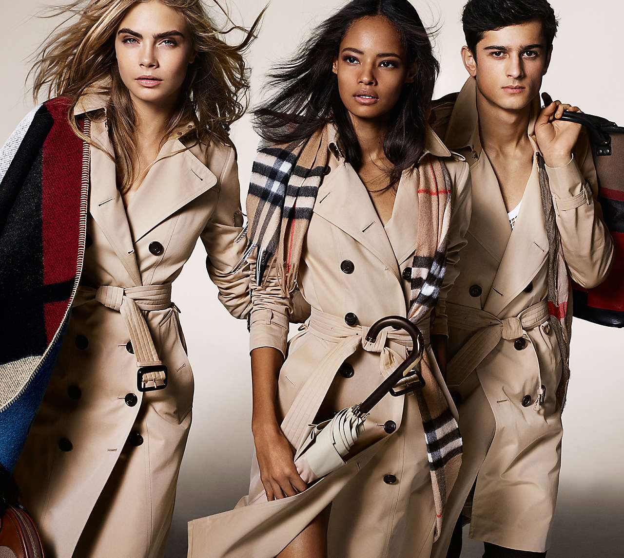 (Photo from Burberry web)