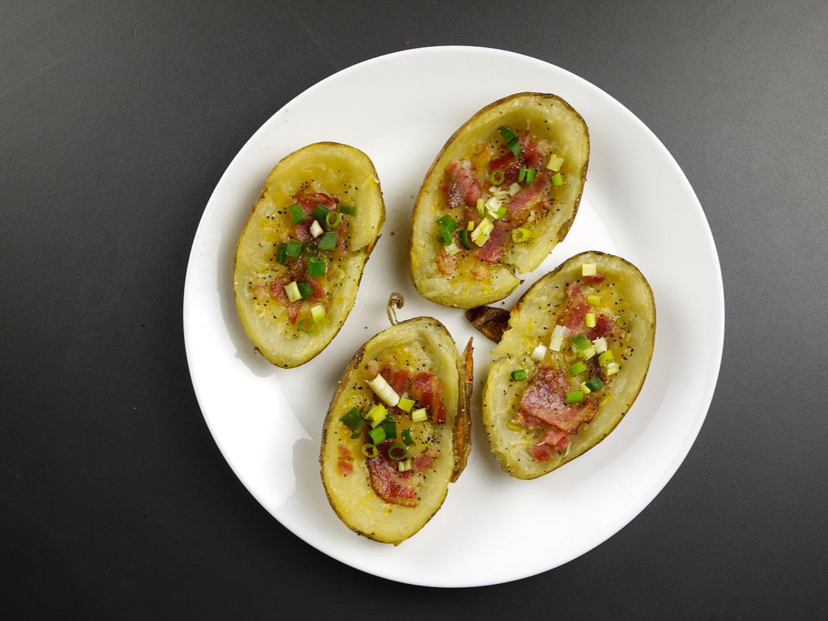 Gosis Baked Potato last