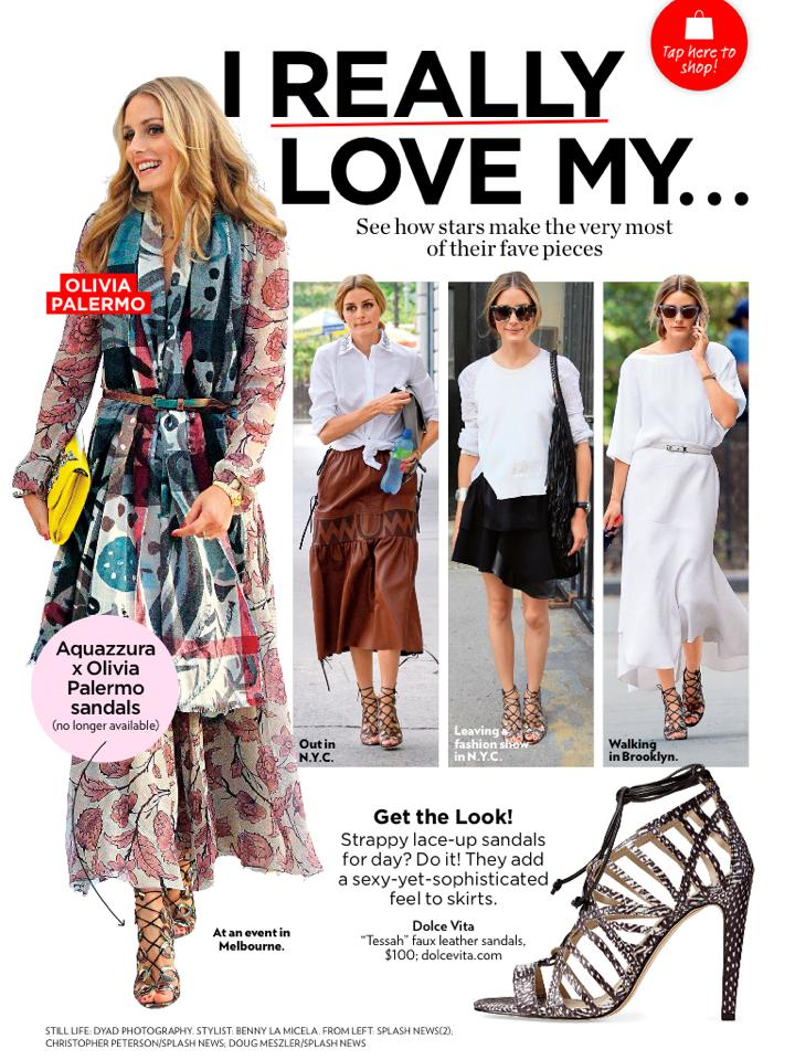 Picture from People Style Magazine