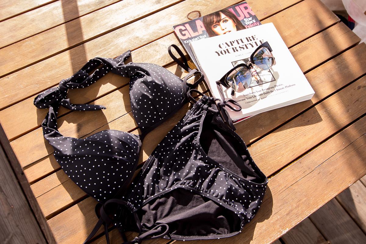 - 星空點點五種穿法小爆乳 bikini