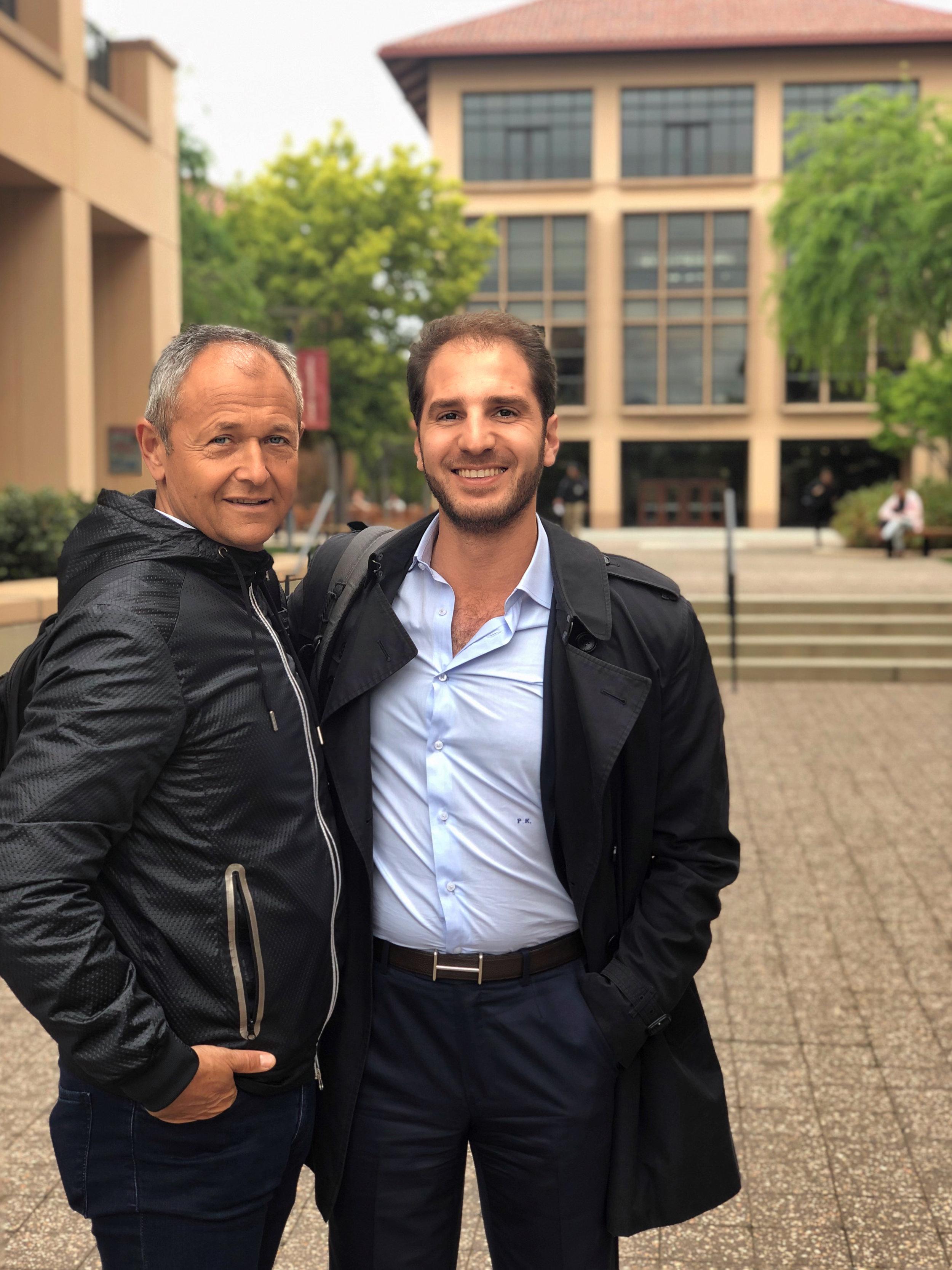 Paul Klimos & Jan Mühlfeit, Former Chairman of Microsoft Europe