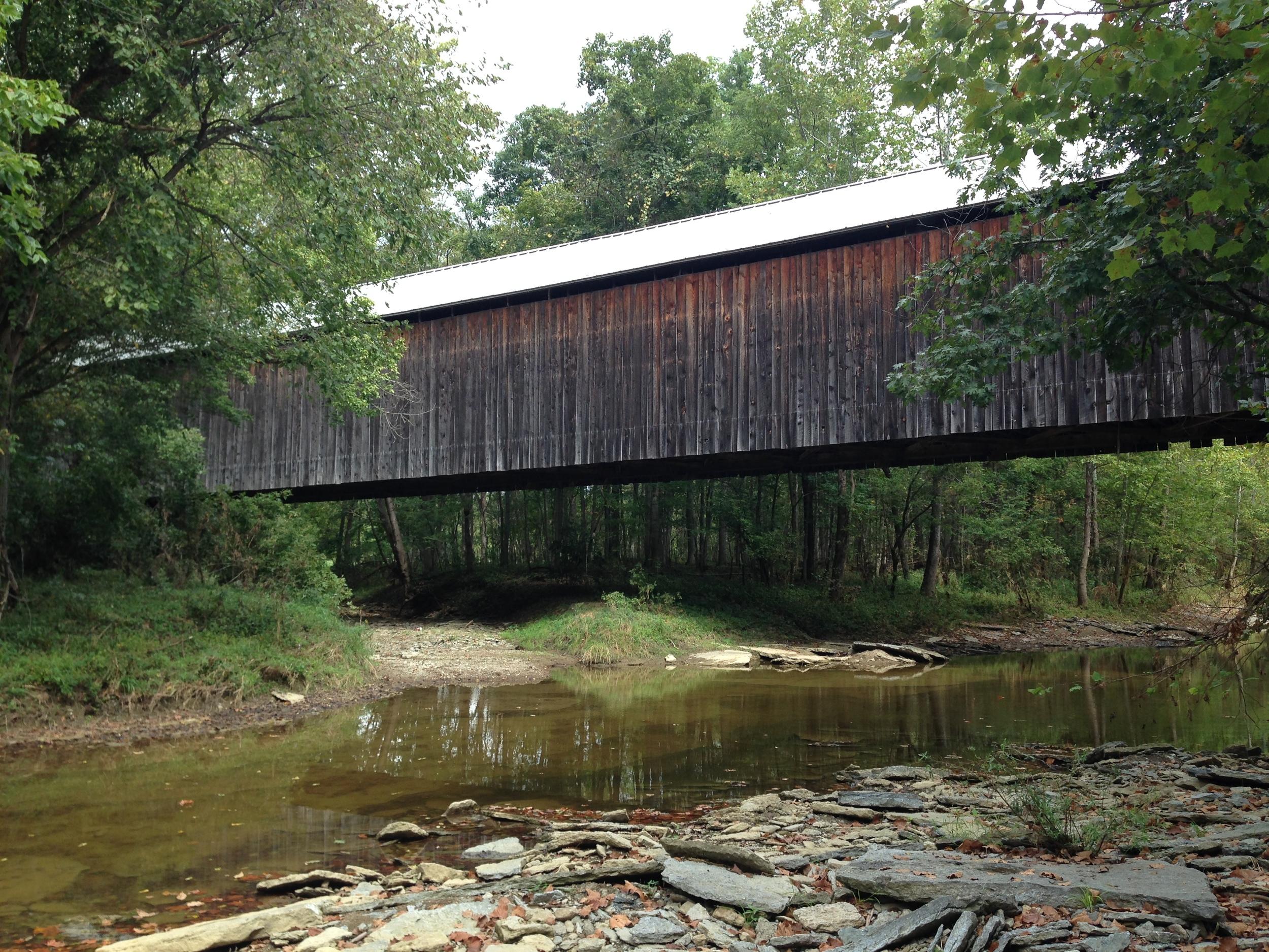Bridge on George Miller Road