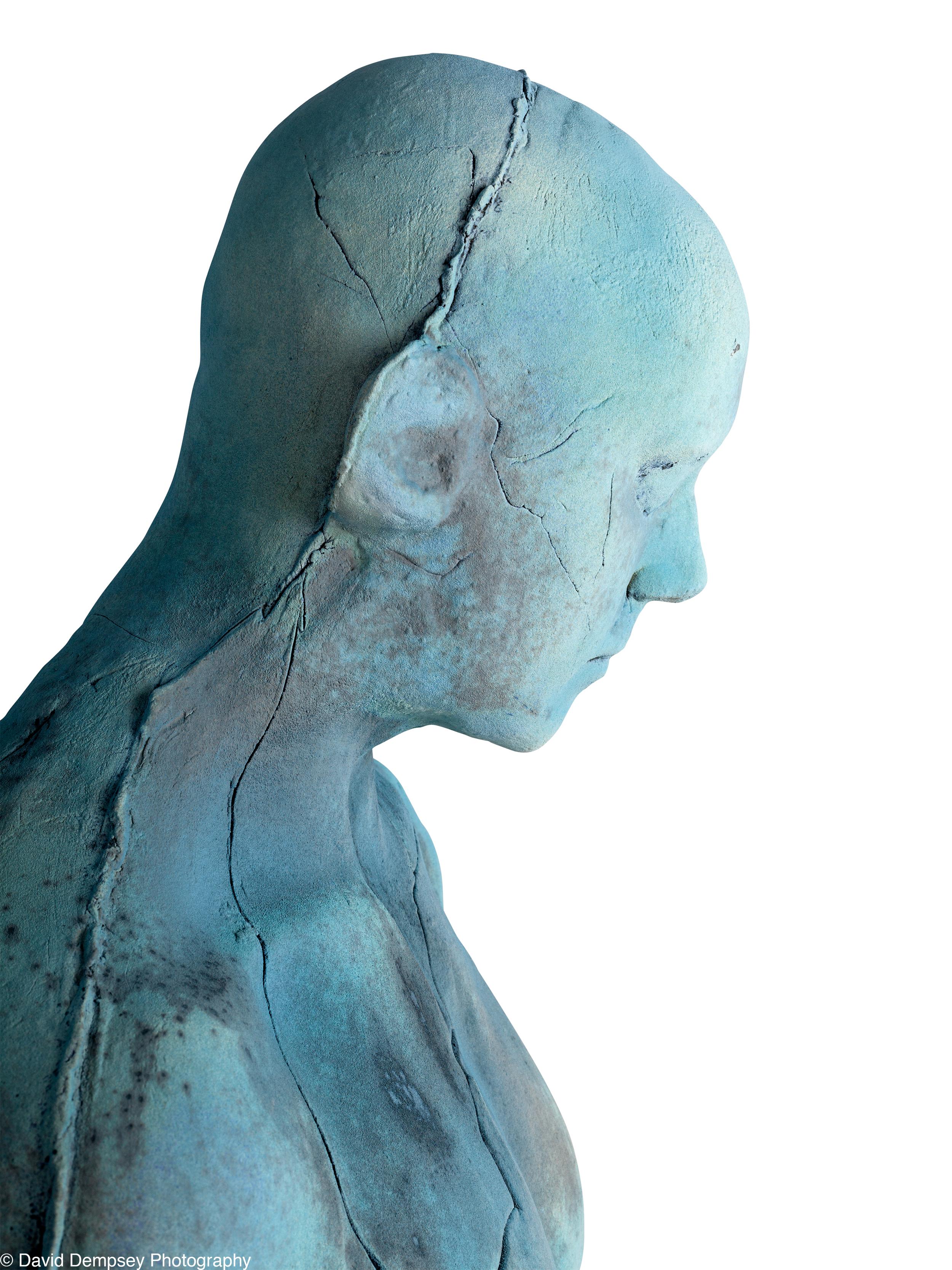 Torso detail - by Eleanor Swan Ceramics