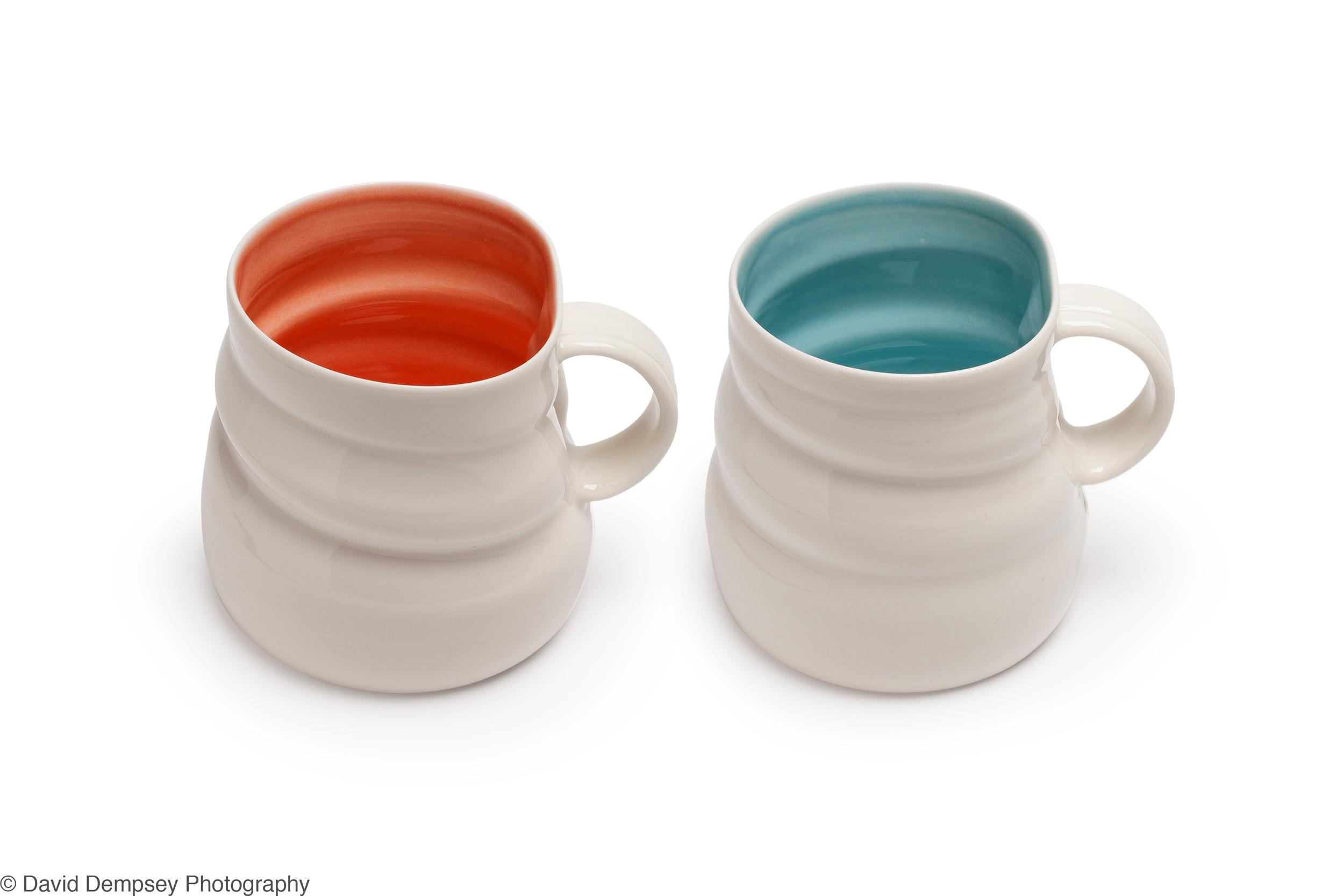 Chloe Dowds Porcelain - for Eleanor Swan Ceramics.