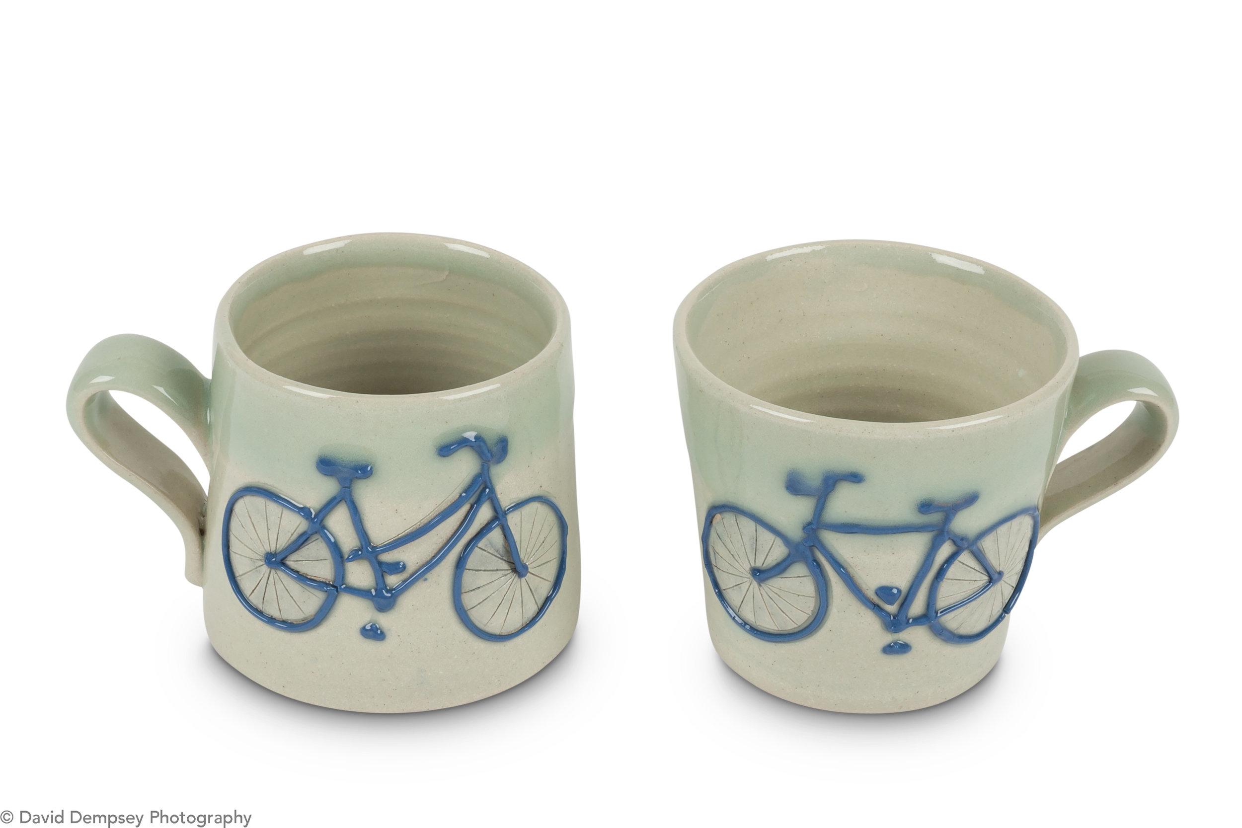 Mugs by Breeogue Pottery