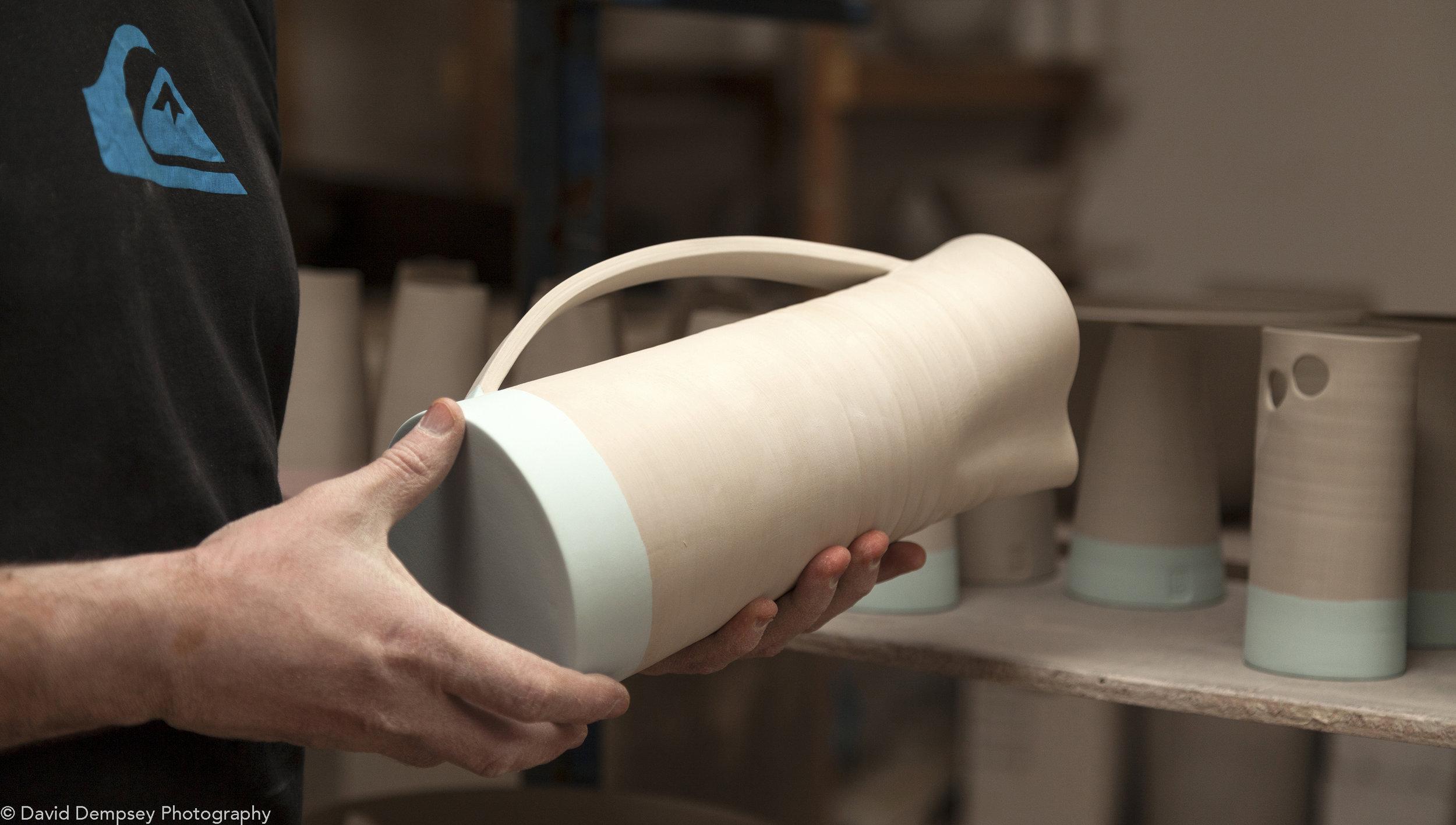 Jug - Diem Pottery