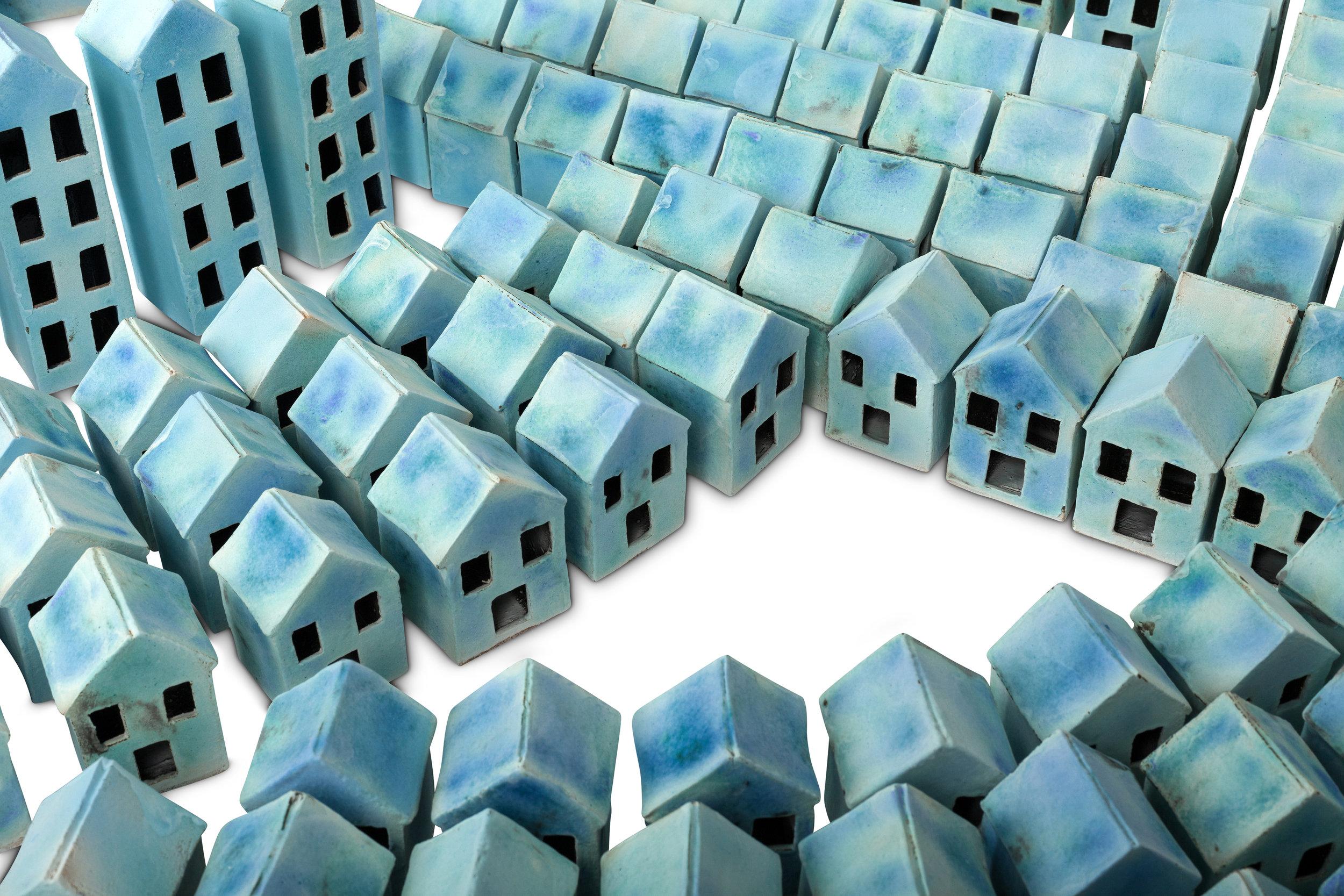 Houses - Eleanor Swan