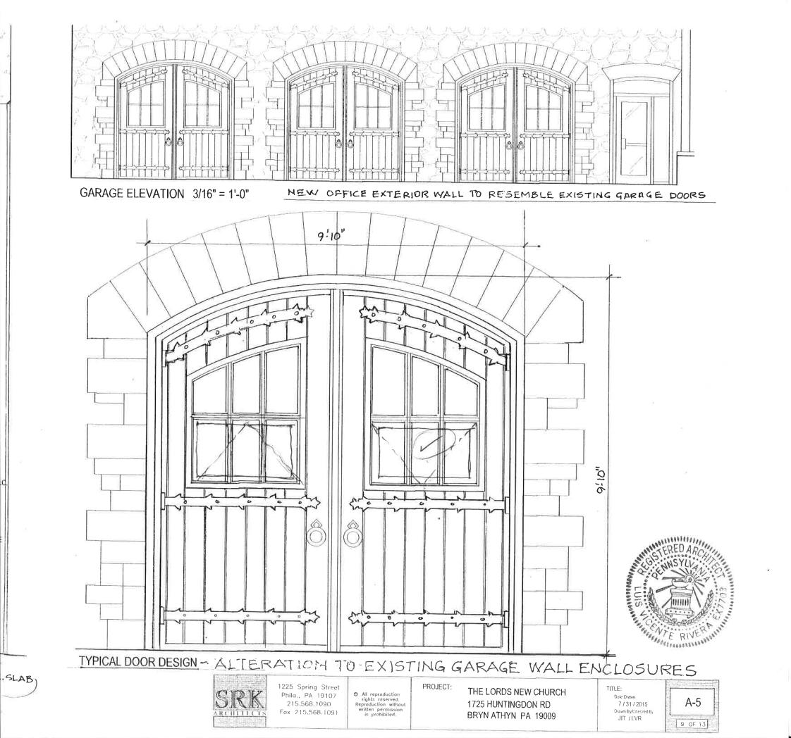 Door Restoration Project Plans