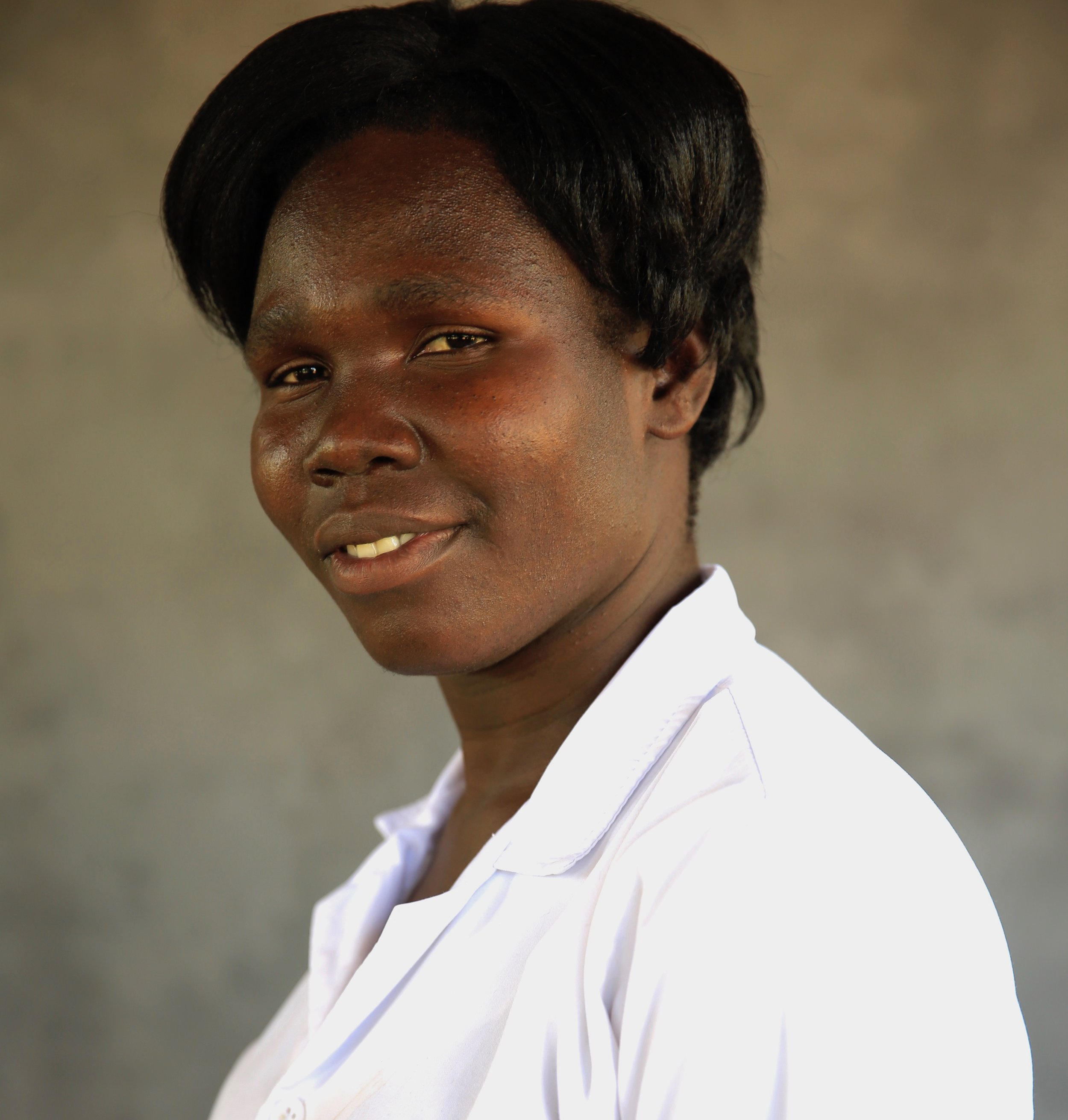 Christine Harriet: Head Midwife  I believe Grace Clinic is the best birth centre in Mukono county. Mothers appreciate the good care given to them, including free services like, deliveries, family planning, immunizations & cervical cancer screening.
