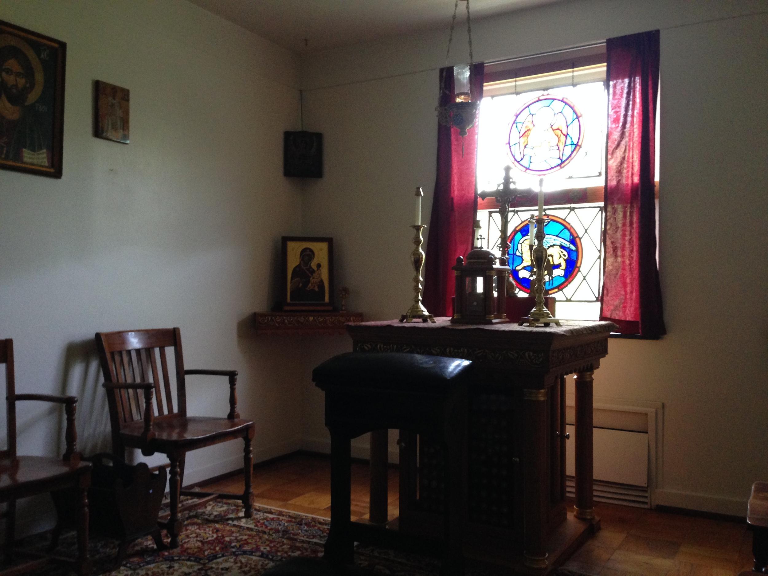 The Novitiate Chapel