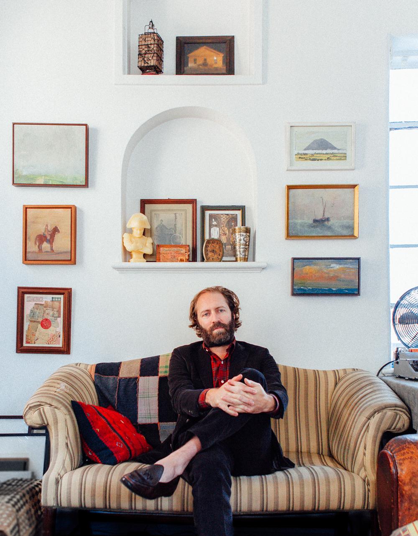 David Coggins, Writer