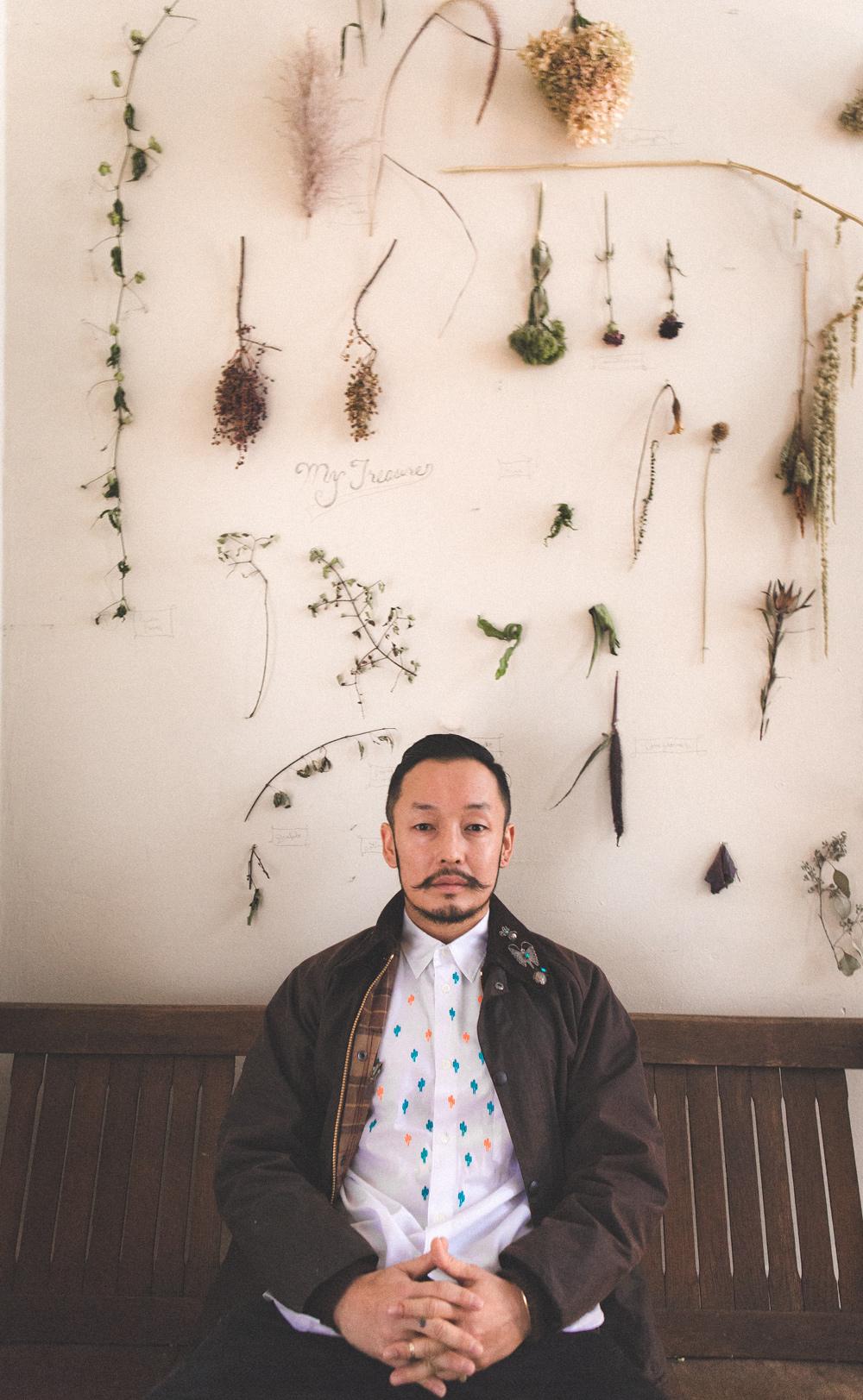 Satoshi Kawamoto, Plant Artist