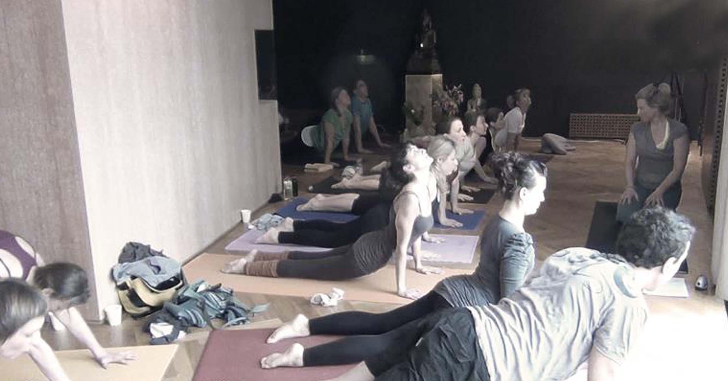 Yoga Mandalahof 2013