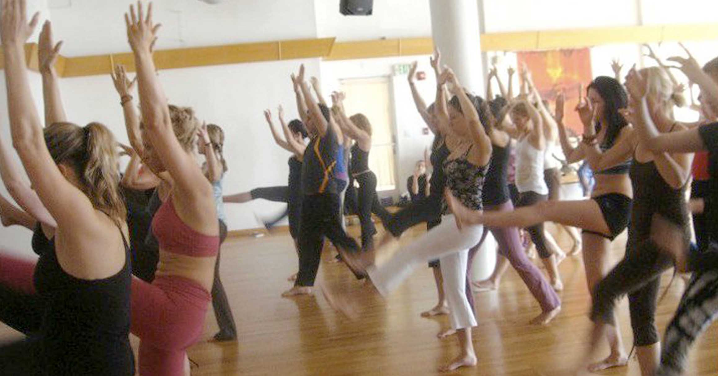 SHIVA REA KALARI TRAINING LOS ANGELES 2011