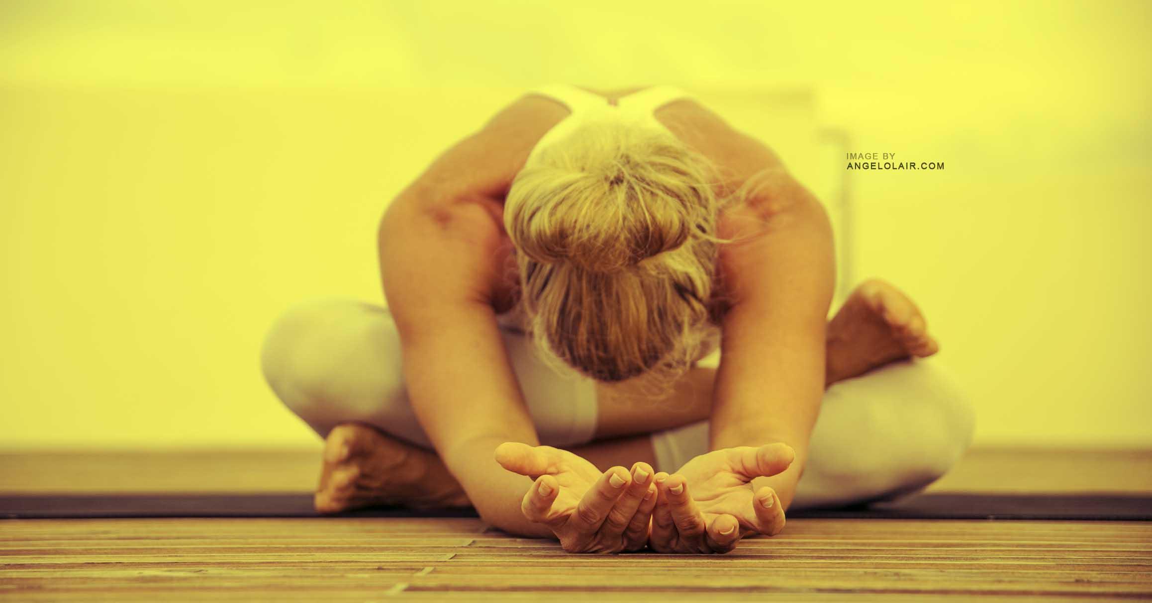 YOGA BADEN BEI WIEN - Yin Yoga ist Hingabe an den Moment, ohne Bedingungen