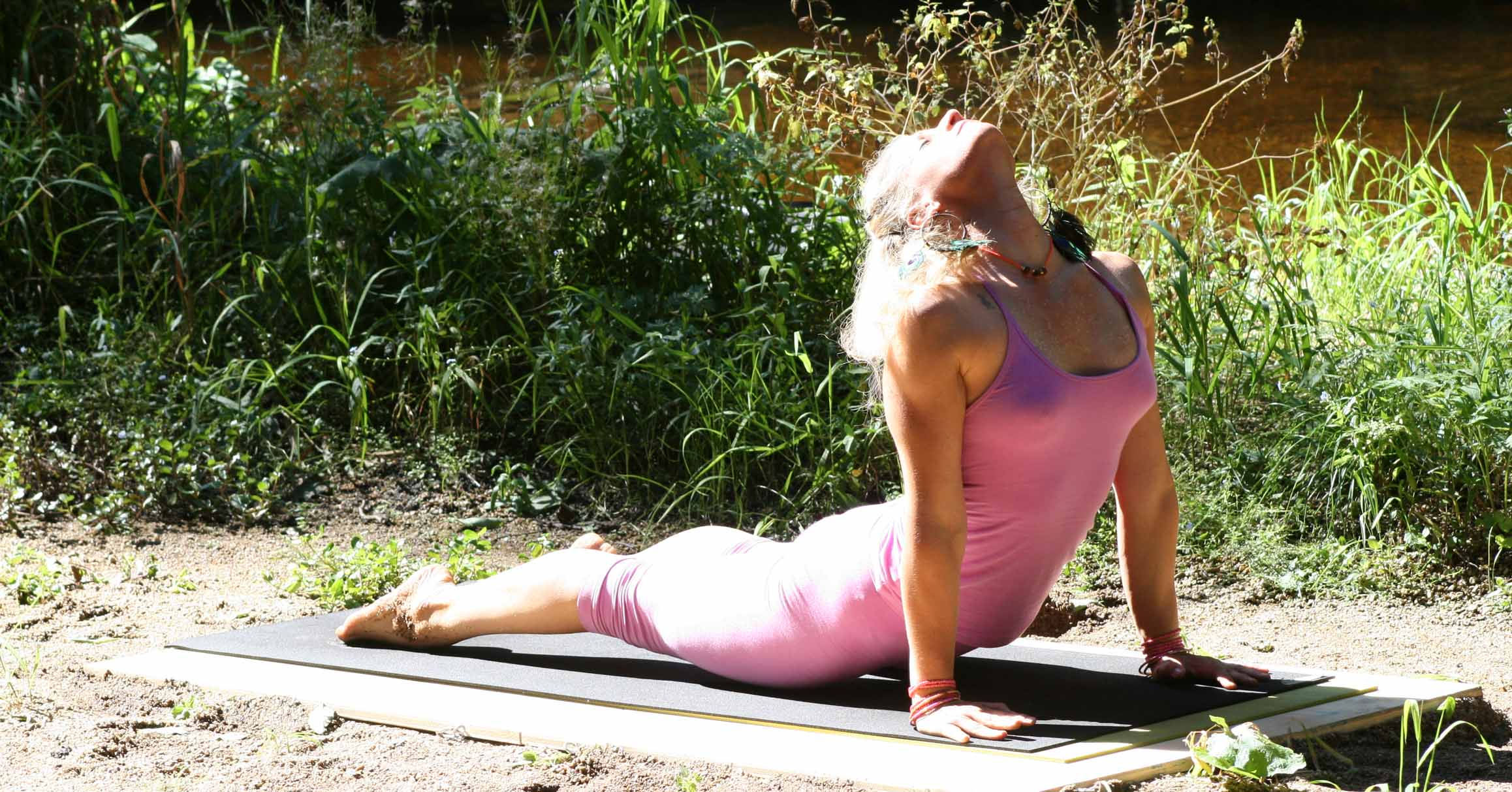 YOGA BADEN BEI WIEN - DEDICATION TO FINDING THE LIGHT OF LOVE IN YOUR DAILY PRACTICE OF BEING