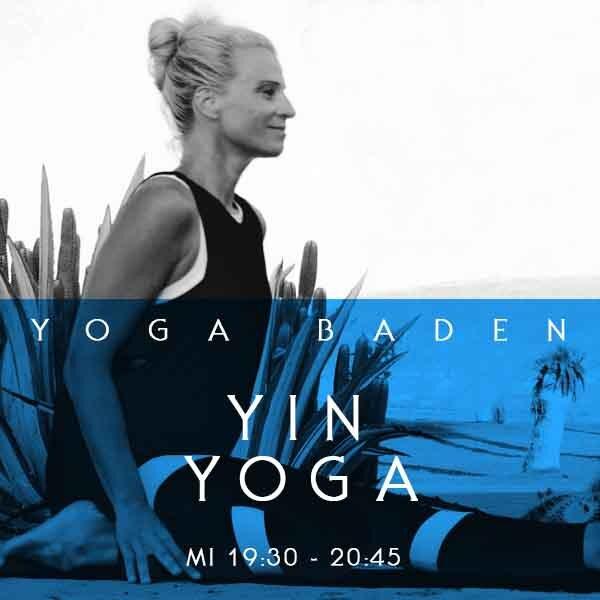 YIN YOGA BADEN BEI WIEN - YOGA KLASSE DIE ACHTSAMKEIT UND MEDITATION BEINHALTET