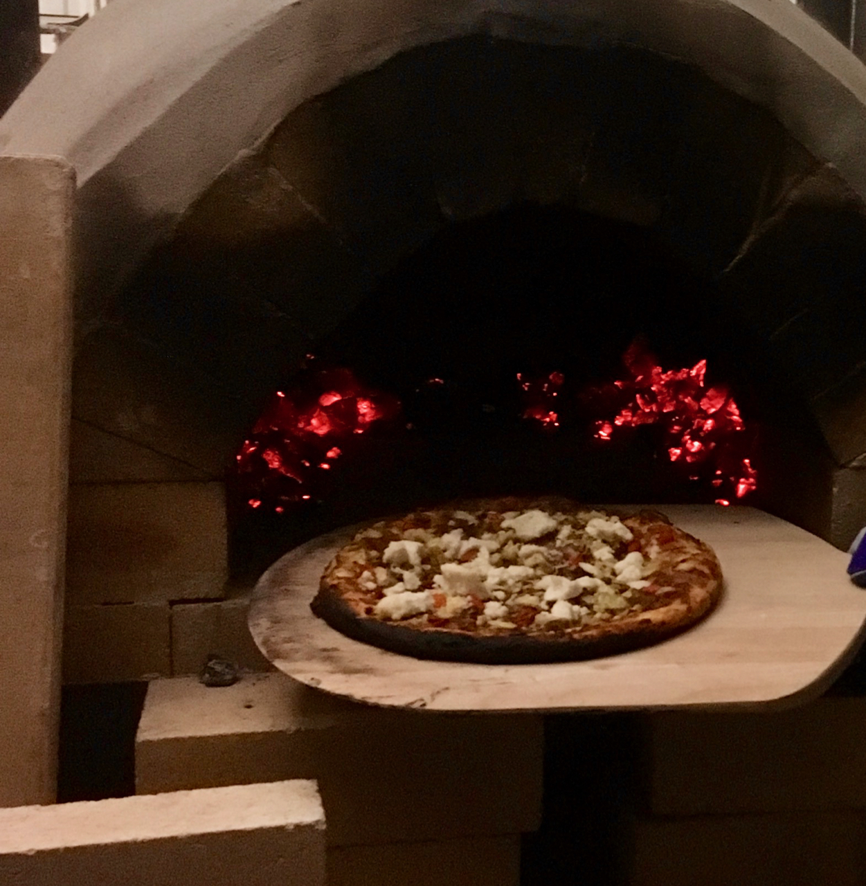 Wood Fired Brick Pizza Ovens