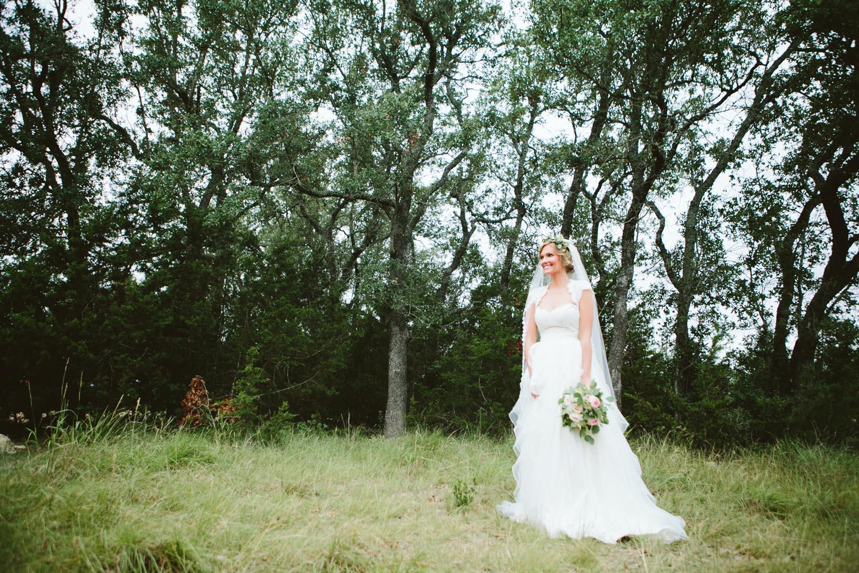 Bridal Vista West Ranch Portrait | Lisa Woods Photography