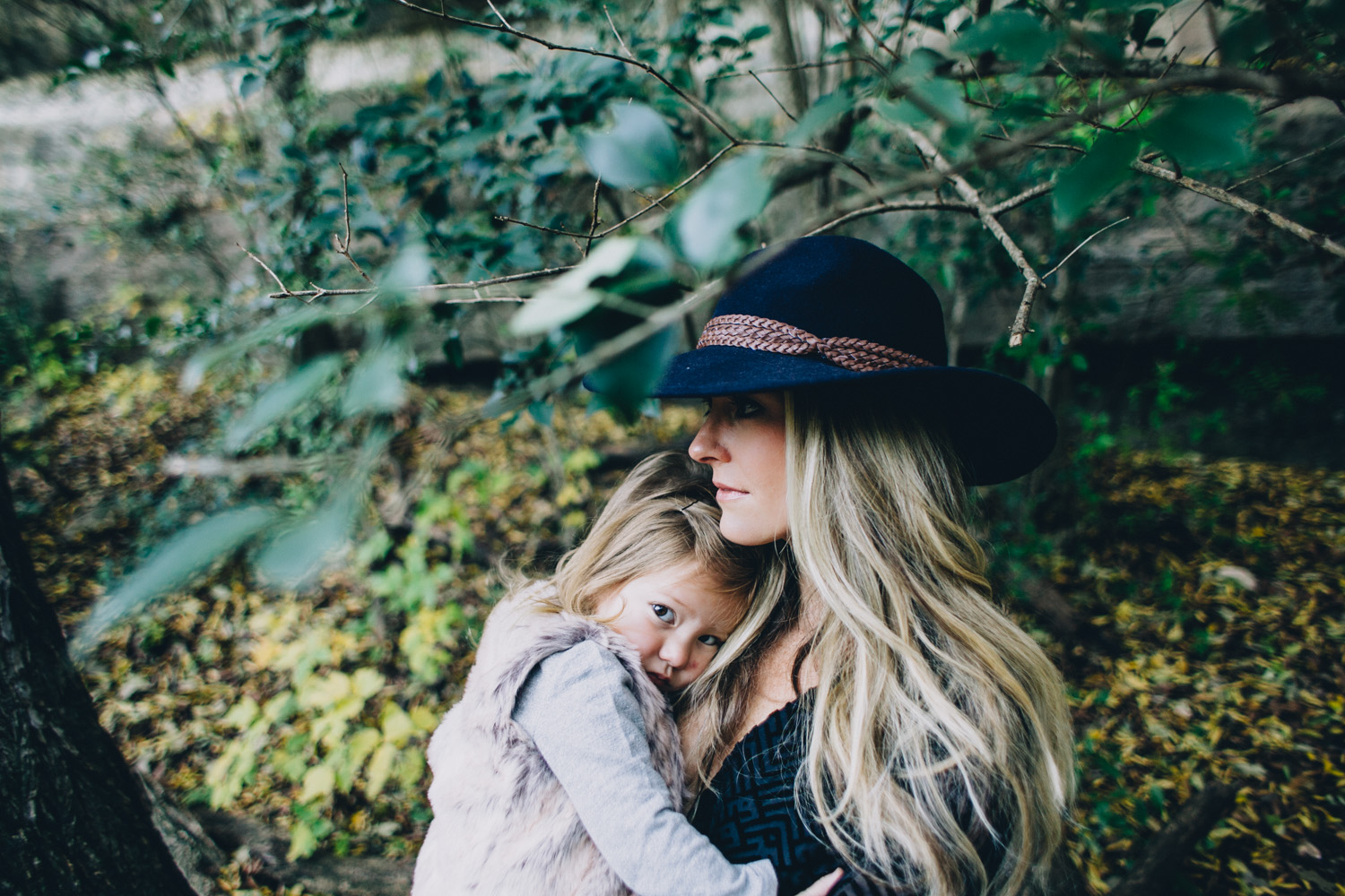 Mother & Daughter | Family Portrait | Lisa Woods Photography