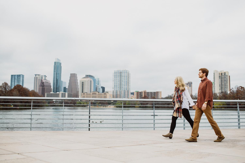 Urban Engagement Session   Austin Texas   Lisa Woods Photography