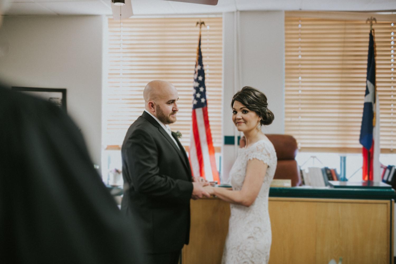 austin courthouse ceremony