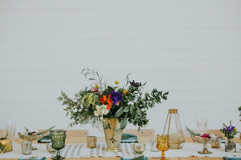 whim floral arrangement at prospect house