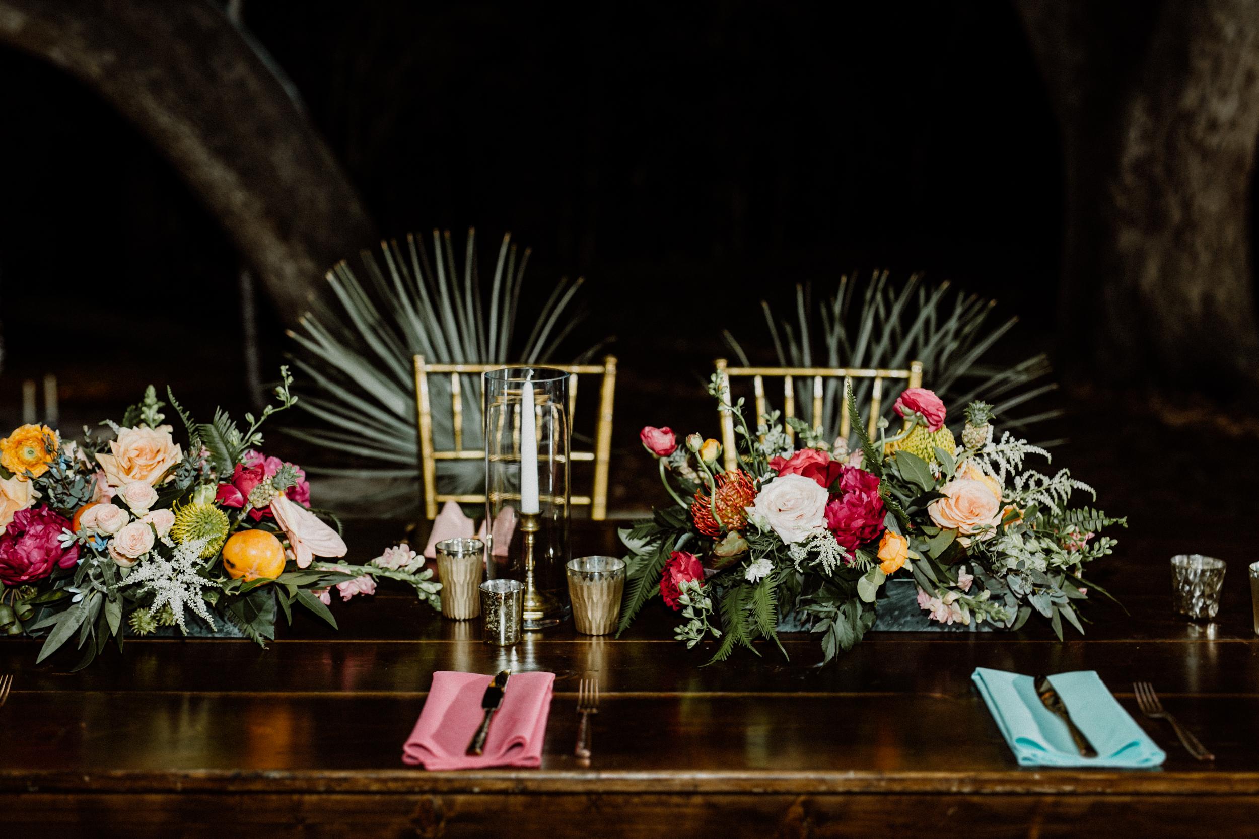 boho wedding theme in austin