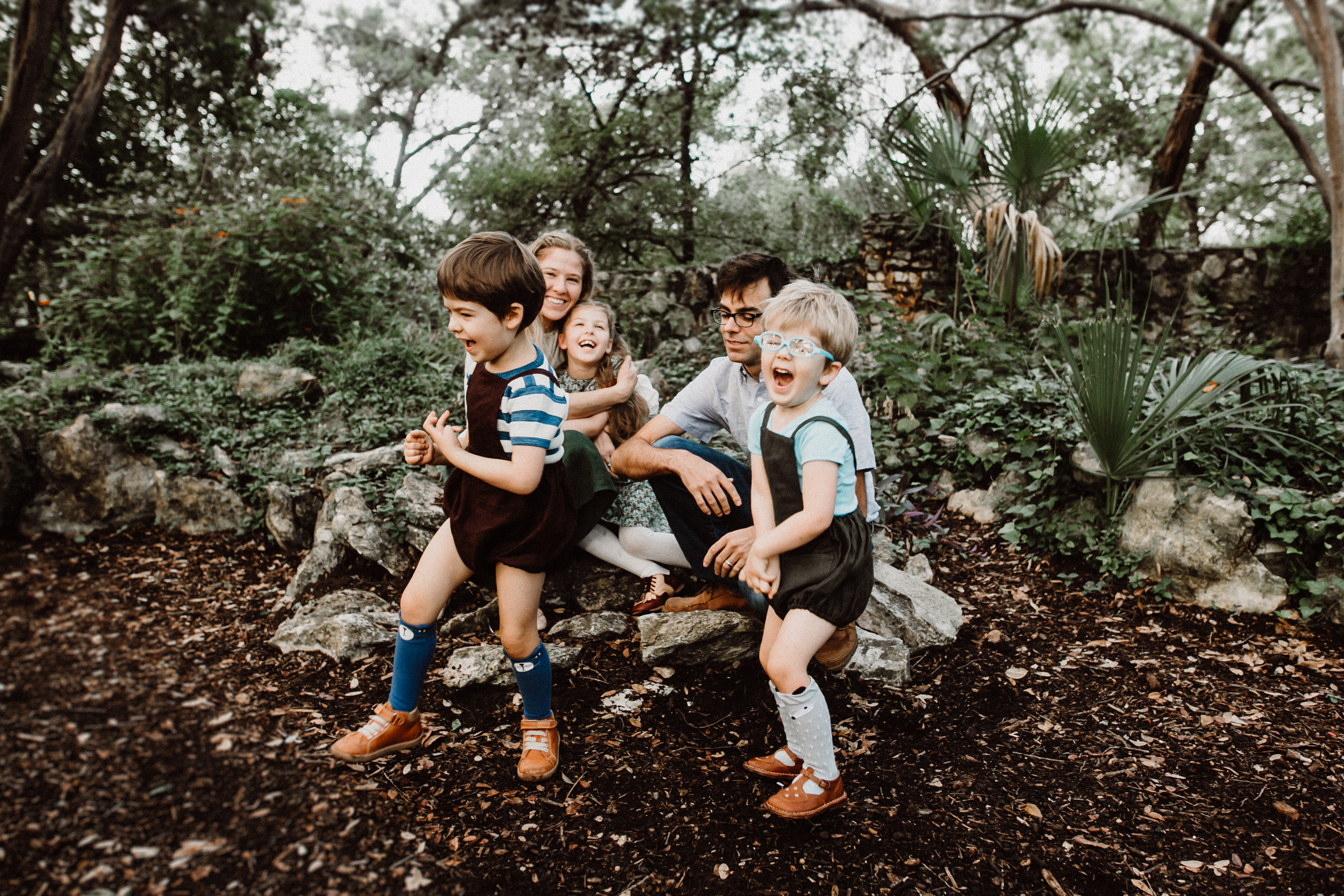 lifestyle family session at mayfield park