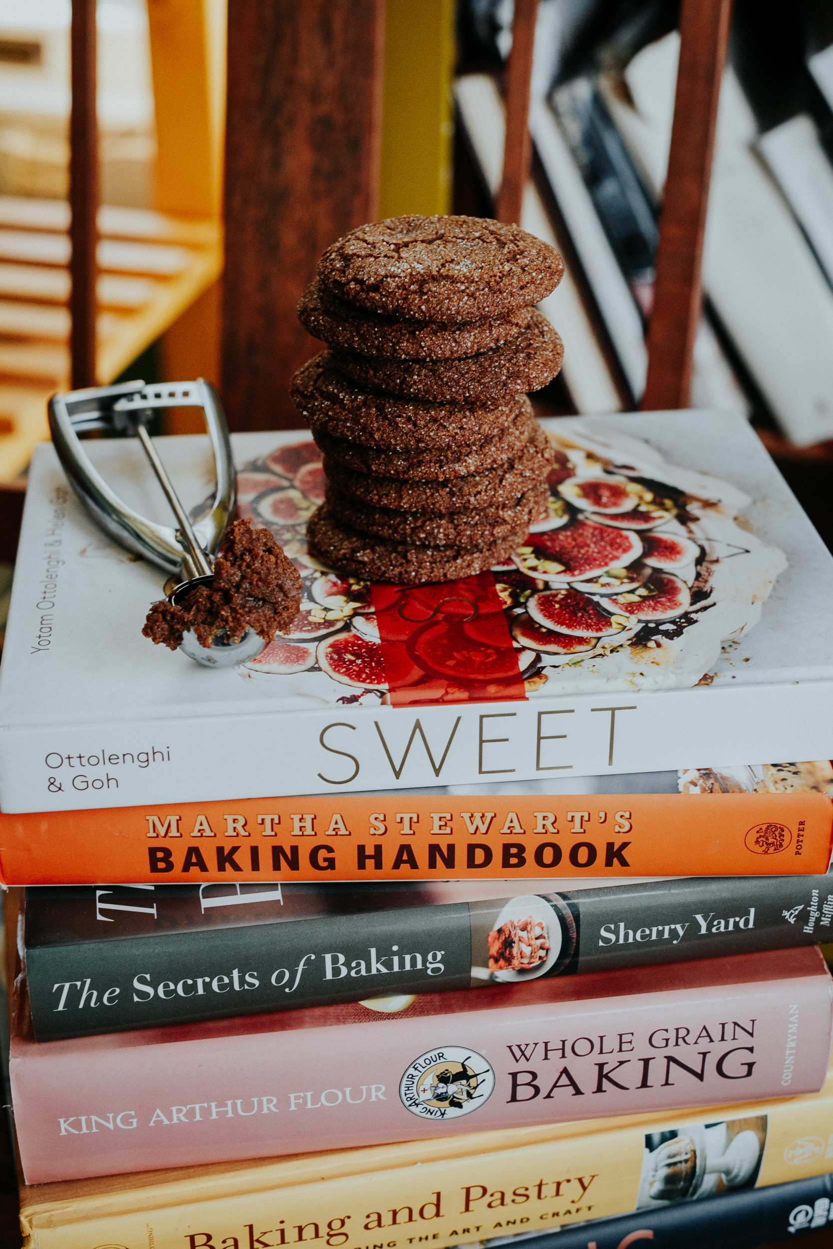 cookies food styling