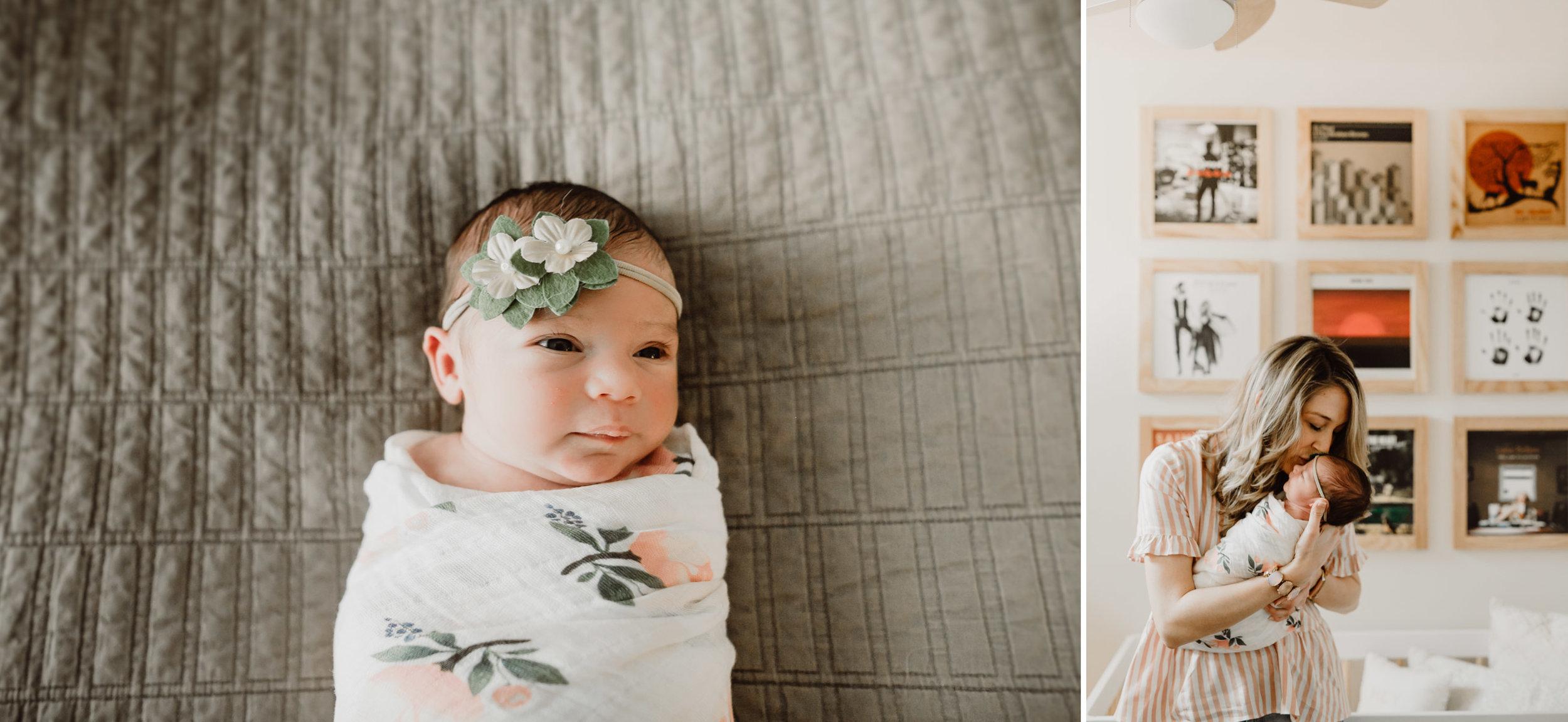 Newborn photographer San Antonio