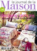 JOURNAL DE MA MAISON