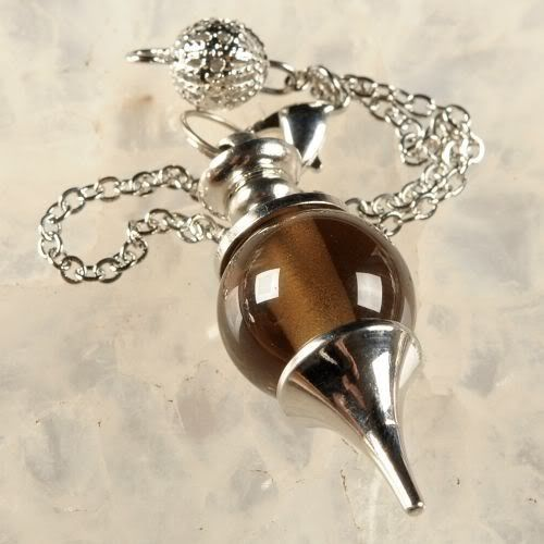 Learn to use pendulums to read energy & for yes/no questions. It's fun!.