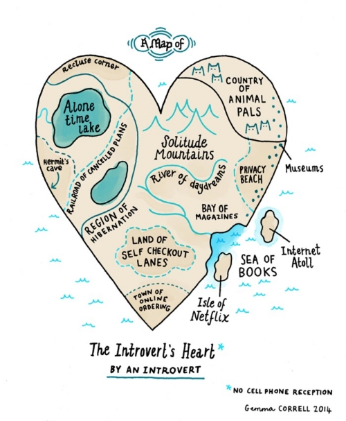 by Gemma Correll via medium.com